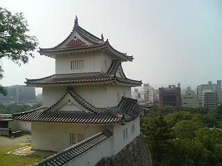 明石城隅櫓