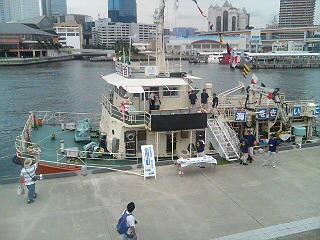 海面清掃船