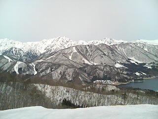 ヤナバからの景色