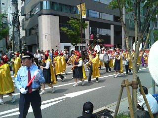 神戸祭パレード