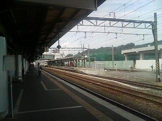 熊本駅に着きました