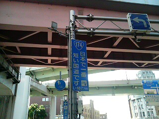 日本一の国道