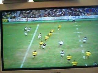 早稲田VSサントリー