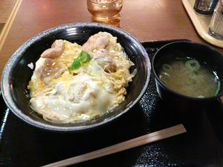 近江地鶏の親子丼