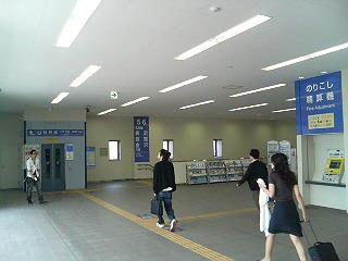 米原駅コンコース