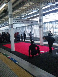 武蔵小杉駅開業