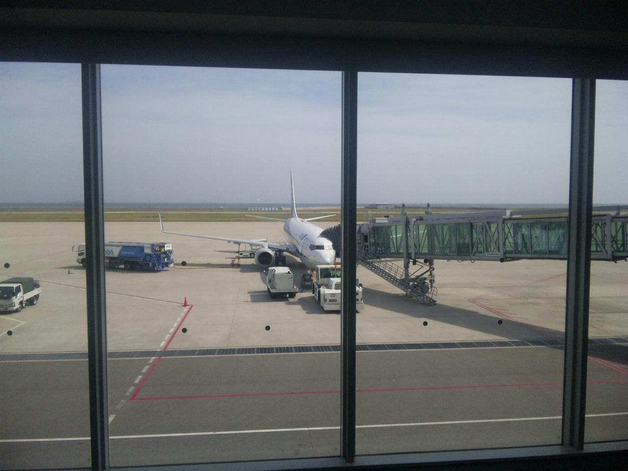 今週も神戸空港から