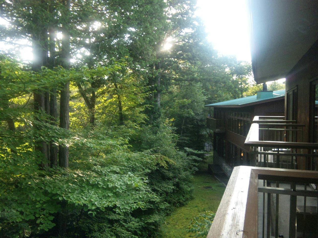 木曾の保養所