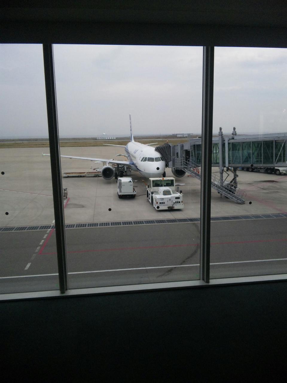 帰りは神戸空港から