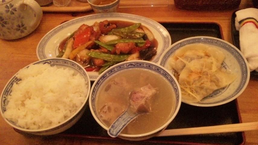広東料理、鉄板焼き千代