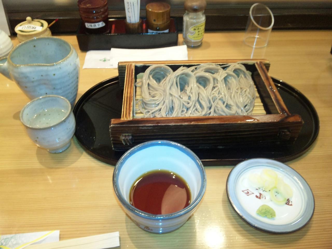 へぎ蕎麦&緑川