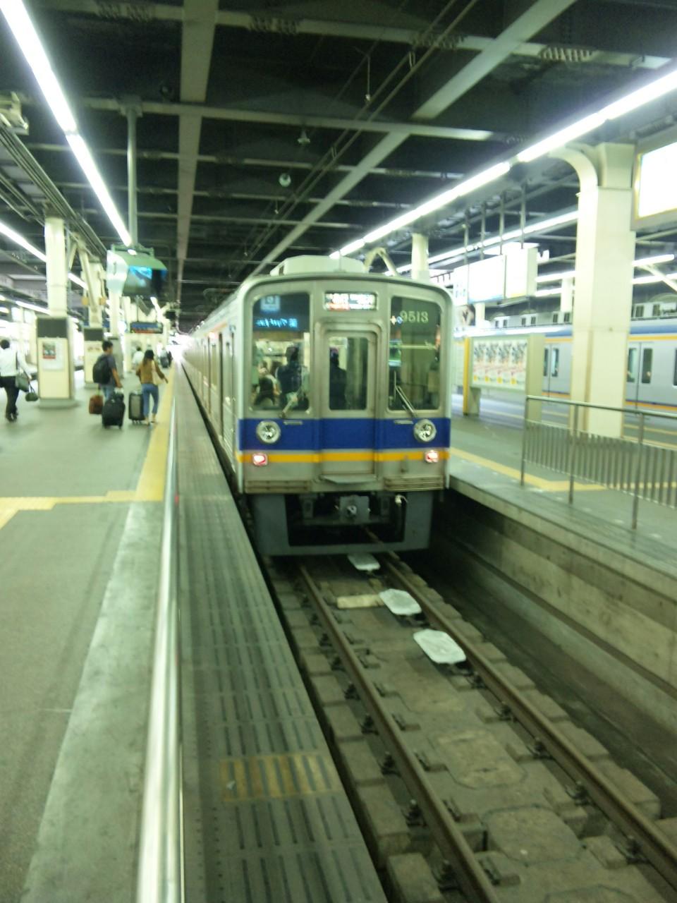 大阪での引き継ぎ挨拶