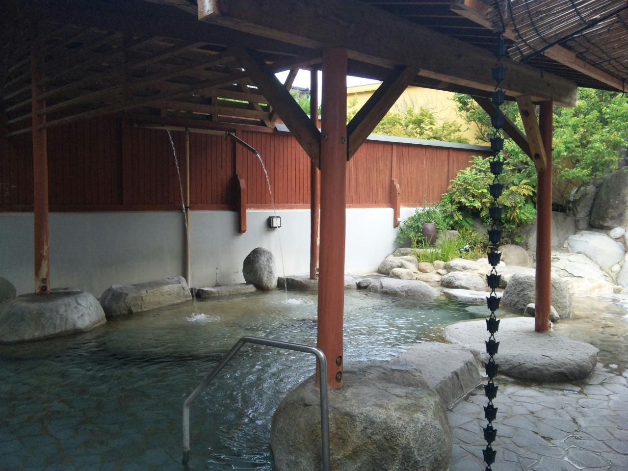 嬉野温泉嬉野館大浴場