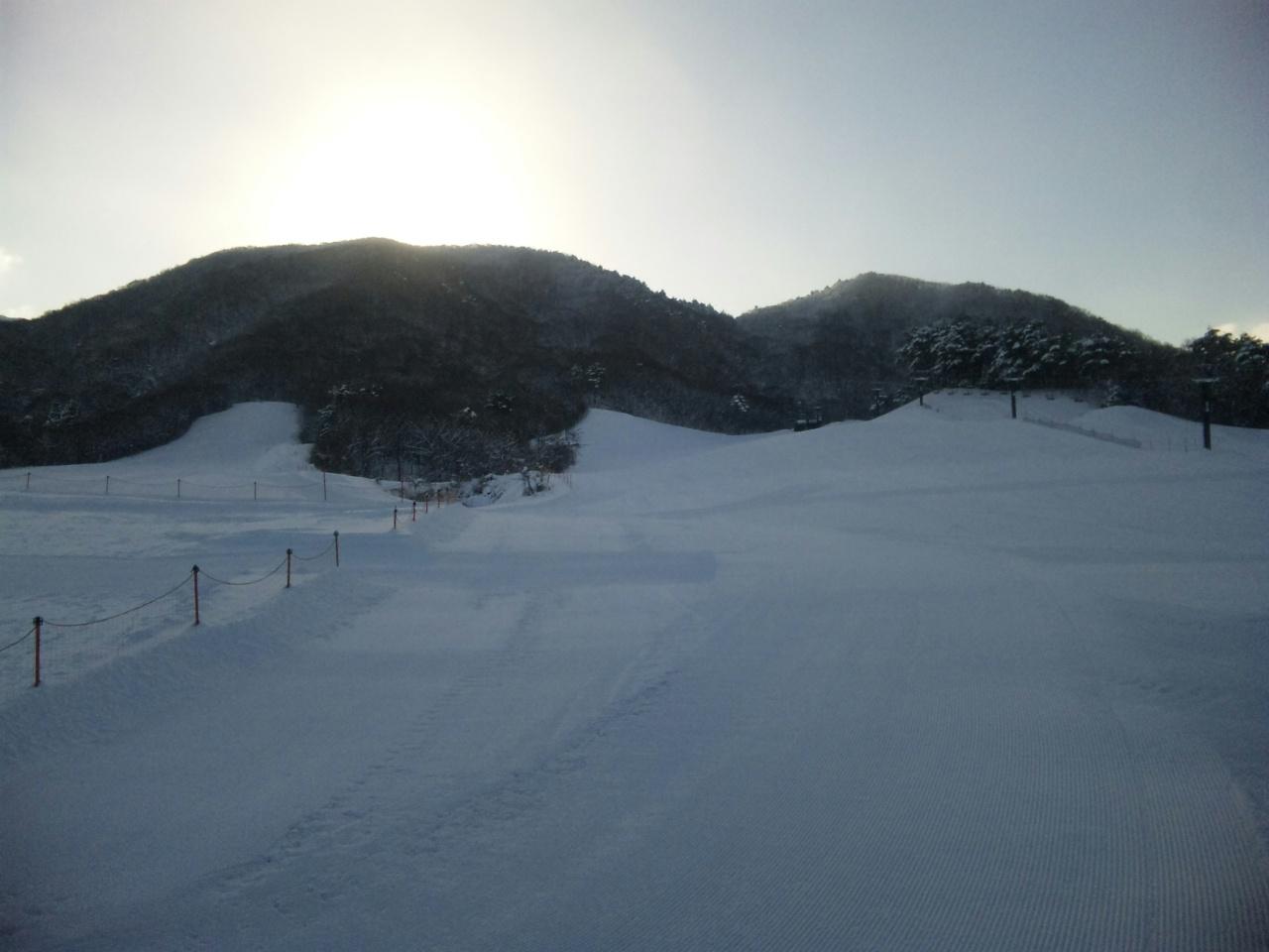 津黒高原スキー場(No-167 2014<br />  ‐2)