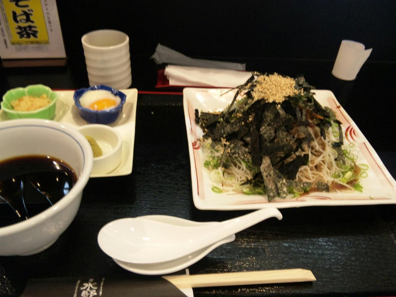 新東京蕎麦
