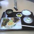 吹田SAで昼食