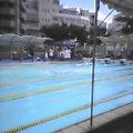中央区水泳大会